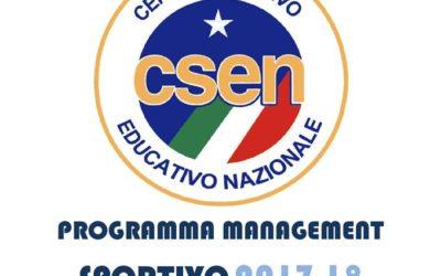 Corso di Management Sportivo III incontro